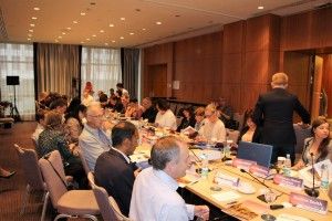 ASIF vergadering 2016