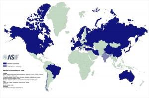 VVSA is één van de stichtende leden van ASIF